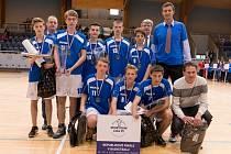 Studenti z Nové Paky zvítězili na republikovém finále v Jindřichově Hradci.