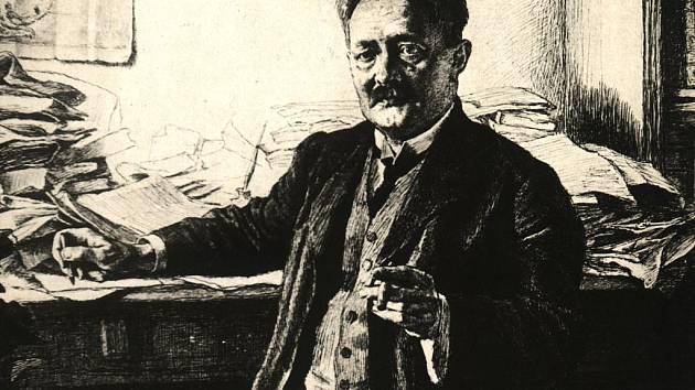 Josef Pekař.