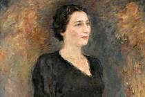 Portrét Marie Baťové.