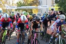 V Jičíně se jede Mistrovství ČR v cyklokrosu.