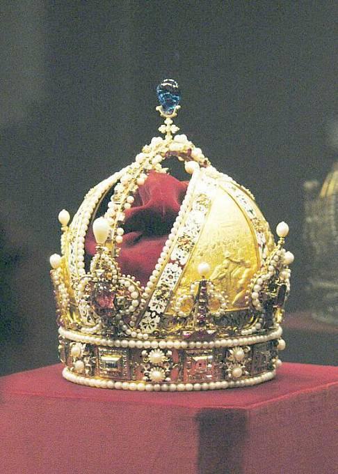 Koruna císaře Rudolfa II.