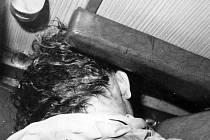 Ve vagonu byla mrtvá žena