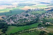 Ostroměř, jedna z členských obcí mikroregionu Podchlumí.