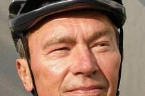 Cyklista Ivan Pírko.