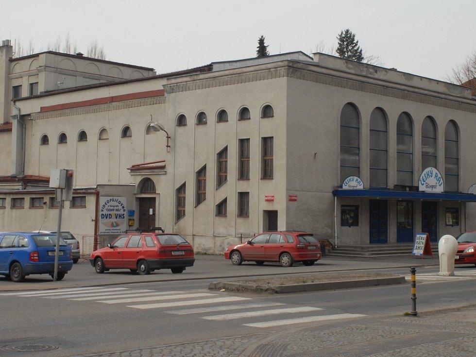 Jičínský Biograf Český ráj.