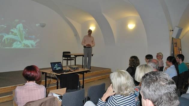 Workshop cestovního ruchu.