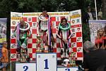 Z hořického závodu Tourist Trophy.