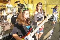 Libáňská školní hudební skupina Fortuna.