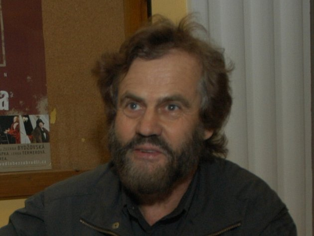Leoš Šimánek.