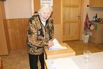 Volby v Úbislavicích.