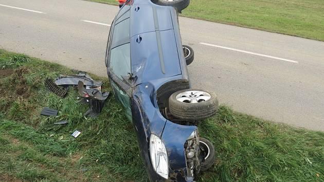 Na vině nehody u Vršců je zřejmě nepřiměřená rychlost.