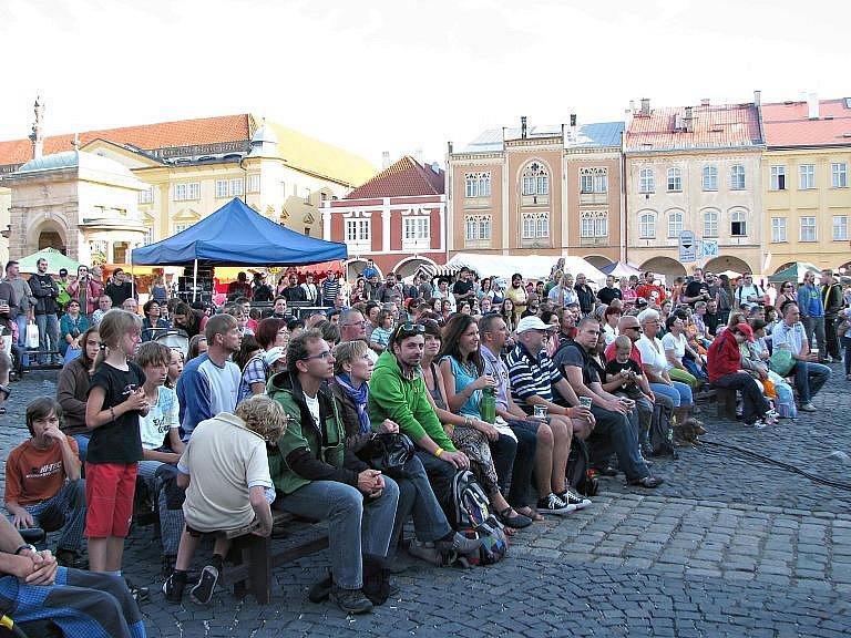 Jičínský pohádkový festival.