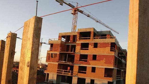Nová výstavba v našem kraji se rozvíjí.