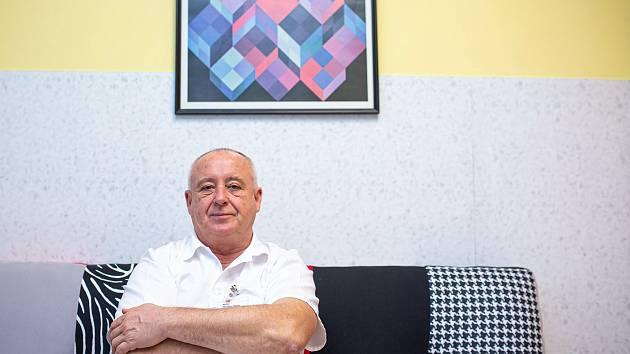 Miroslav Škoda. Foto: Deník/Michal Fanta