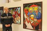 Jičínskou galerii zaplní obrazy místního malíře.