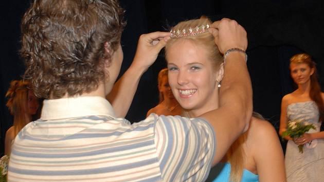 V Jičíně se konalo celostátní kolo soutěže Dívka roku 2007.