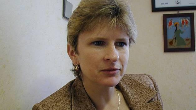 Hana Štěrbová.