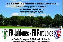 Jablonec vyzve v Bělohradě nováčka první ligy.