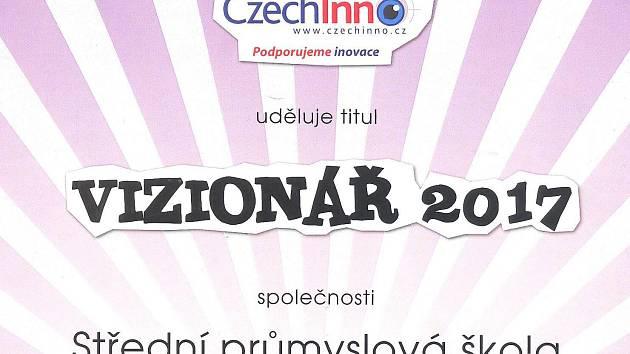 Vizionář 2017