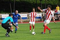 Podzimní zápasy odehraje divizní mužstvo v Novém Bydžově.