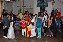 Maškarní karneval v Butovsi.