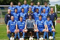 1. FK NOVÁ PAKA vybojoval sedmé místo.