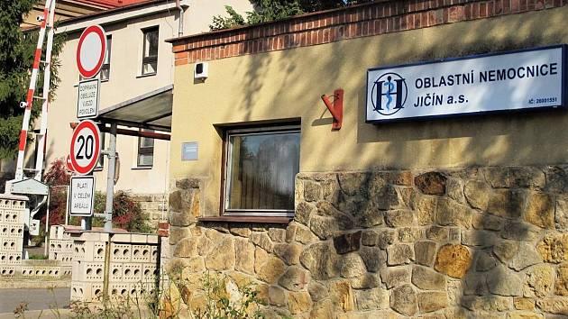 Oblastní nemocnice Jičín
