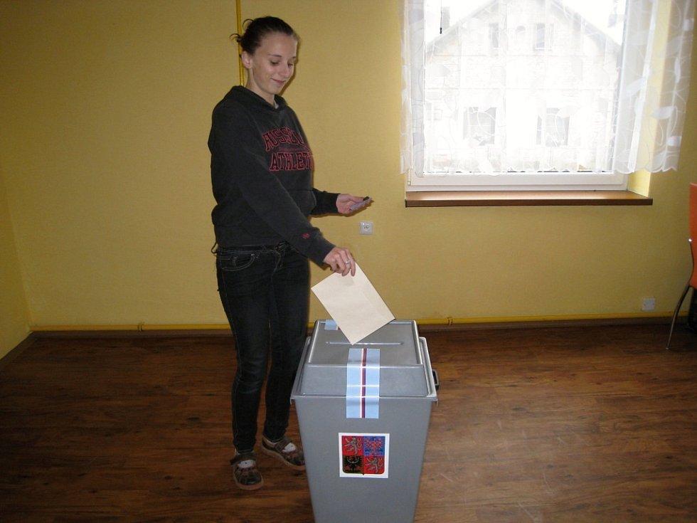 Komunální volby ve Vitiněvsi.