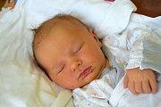 Adéla Masopustová se směje na svět od 3. června, kdy se narodila s mírou 50 cm a váhou 3,58 kg. S rodiči Eliškou a Václavem Masopustovými a malou Terezkou bude bydlet v Ploukonicích.