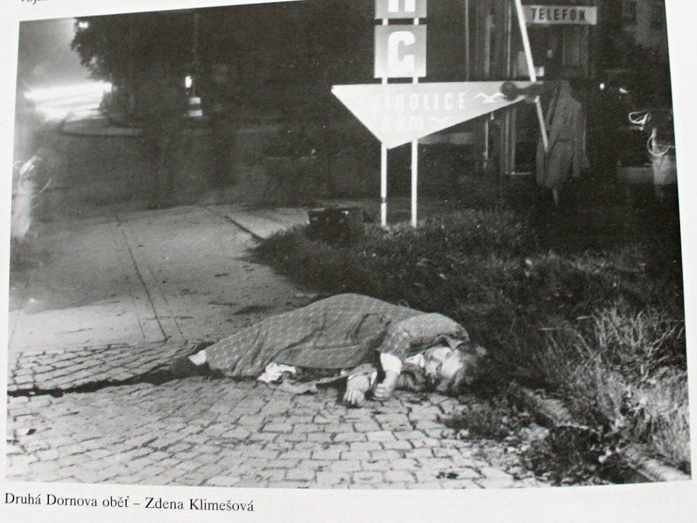 Oběti okupace - Zdena Klimešová.