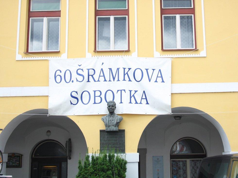 Ze Šrámkovy Sobotky.