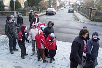 Děti z občanského sdružení Apropo.