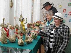 Velikonoční výstava v bělohradském Raisově památníku.