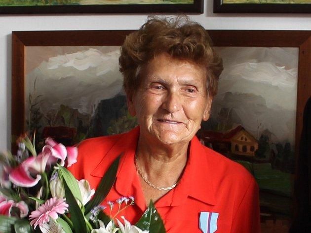 Doris Broulová.