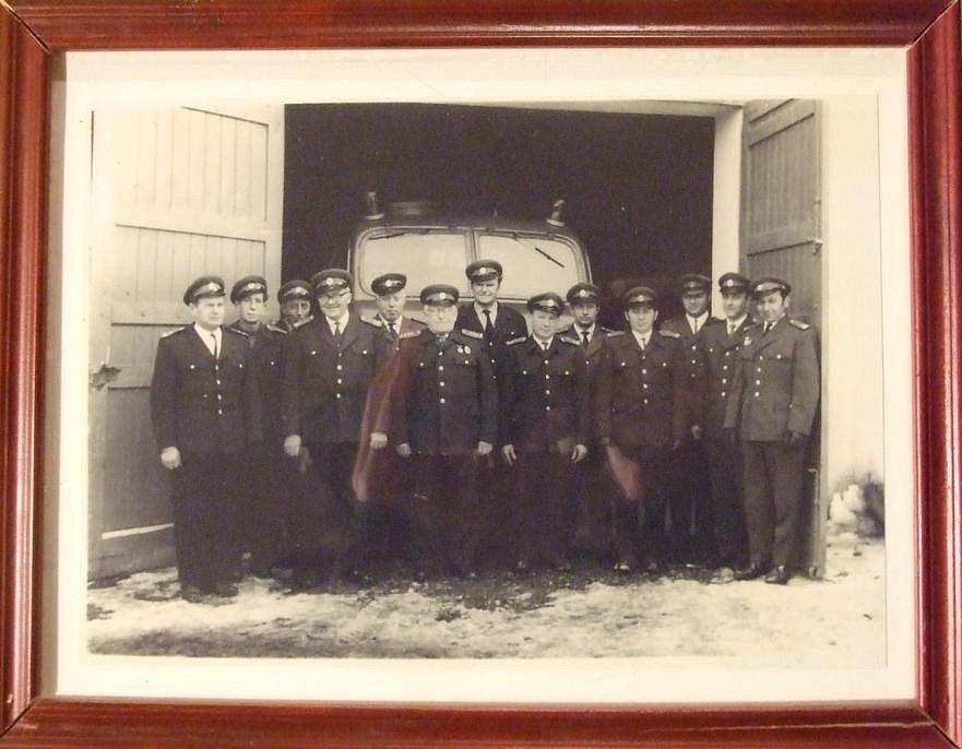 Chyjičtí hasiči slaví 120 let.