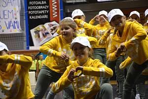 Pohárová taneční soutěž Destiny's Jam v Jičíně.