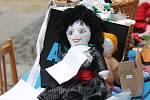 Z tvůrčí dílny projektu Adoptuj panenku.