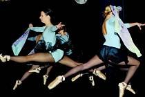 Tři představení baletu zhlédli návštěvníci v Masarykově divadle.