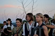 V Chotči se koná 24. ročník festivalu Kočí v Chotči.