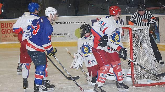 HC Jičín – SK Třebechovice p. Orebem.
