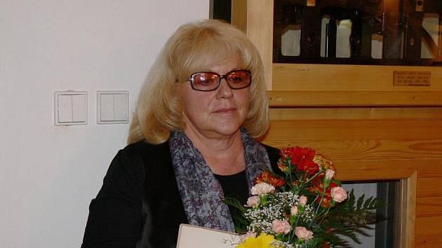 Iva Hüttnerová.