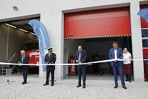 Poprvé ve své historii má jičínský sbor dobrovolných hasičů vlastní zázemí.