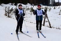 7. Zimní sportovní hry seniorů Královéhradeckého kraje.