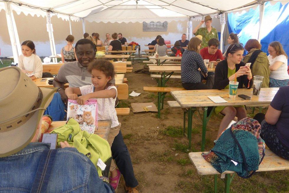 Festival Šrámkova Sobotka v pátek 9. července.