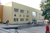 Školička při 2. jičínské ZŠ zahájila provoz.