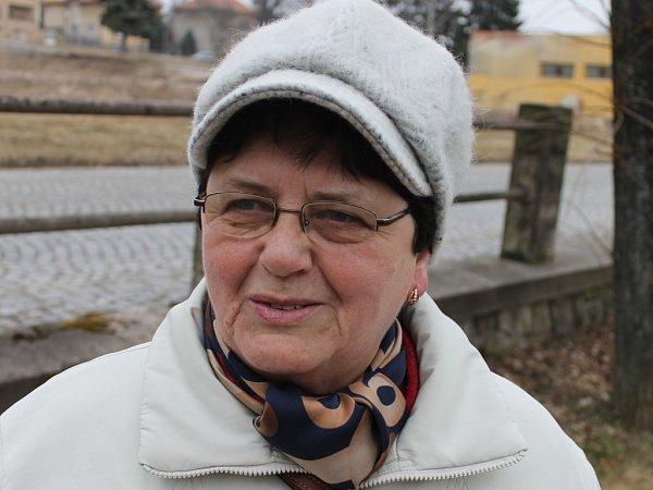 Zdena Komárková.