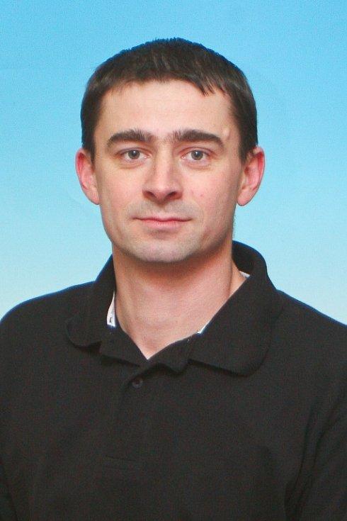 Zdeněk Kopecký.