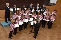 Sbor Záboj zazpívá v Bělohradu.