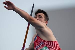 Martin Florian se řadí mezi velké naděje české atletiky.