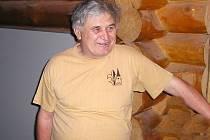 Jaroslav Drozen, jeden ze zakládajících členů jičínského Skautu.